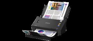 Epson WorkForce DS-520 Duplex Sheet-fed Document Scanner