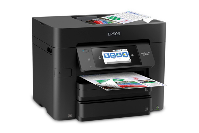 WorkForce Pro EC-4040 Colour Multifunction Printer