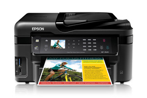 Epson WorkForce WF-3520 All-in-One Printer
