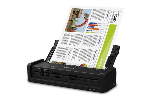 WorkForce ES-300W Wireless Portable Document Scanner