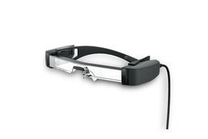 Moverio BT-40 Smart Glasses with USB Type-C Connectivity