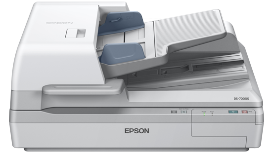 Epson WorkForce DS-70000 Colour Document Scanner