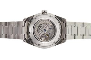 Orient Star: Mechaniczny Klasyczny Zegarki, Skórzany Pasek - 38.5mm (AF02001S)
