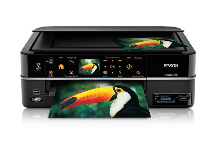 Epson Artisan 725 Printer Driver