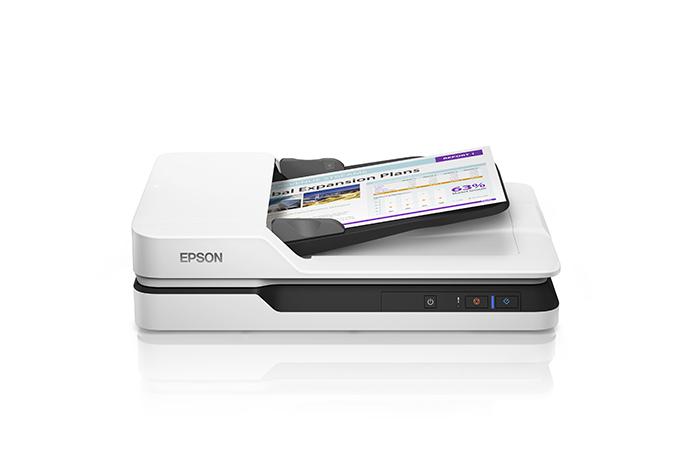 Epson WorkForce DS-1630 A4 Flatbed Color Document Scanner