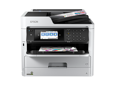 Epson WorkForce Pro WF-C5710 | WorkForce Series | All-In-Ones