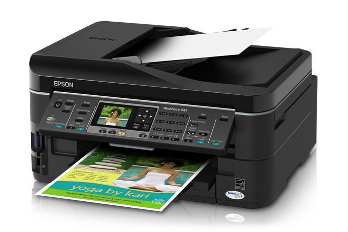 epson workforce 545 all in one printer inkjet printers for rh epson com epson workforce 545 online user's guide Epson Workforce 545 Troubleshooting