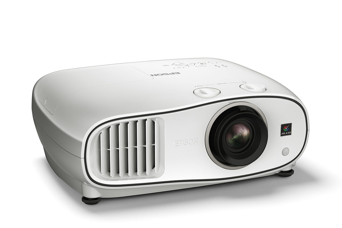 Epson Home Theatre TW6700 2D/3D Full HD 1080p 3LCD Projector