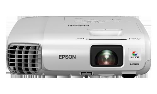 Epson PowerLite 965H