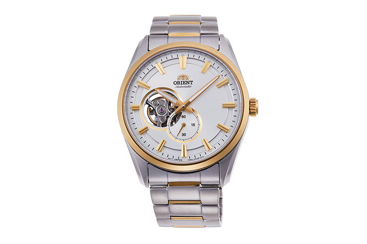 ORIENT: Mechanical Contemporary Watch, Metal Strap - 40.8mm (RA-AR0001S)