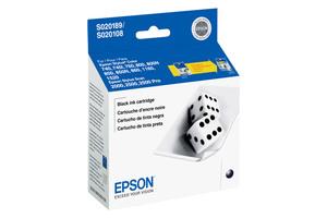 Epson S189 Black Ink