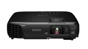 Epson Home Theatre TW570 2D/3D 720p 3LCD Projector