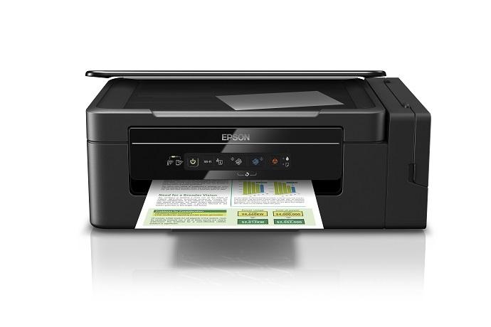 Impresora multifunctional Epson EcoTank L396