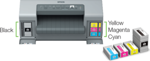 Epson ColorWorks C830 Inkjet Color Label Printer