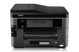 epson workforce 845 user manual