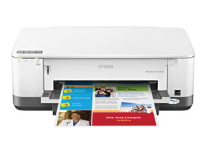 Epson WorkForce T42WD