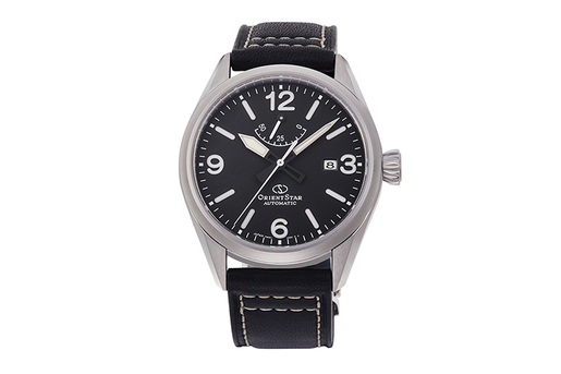 Mechanical Sports, Leather Strap - 41.0mm (RE-AU0203B)