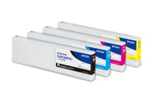 Epson SJIC26P Ink Cartridges for ColorWorks C7500