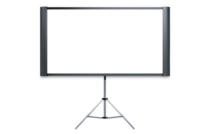 Duet Ultra Portable Projector Screen Projector