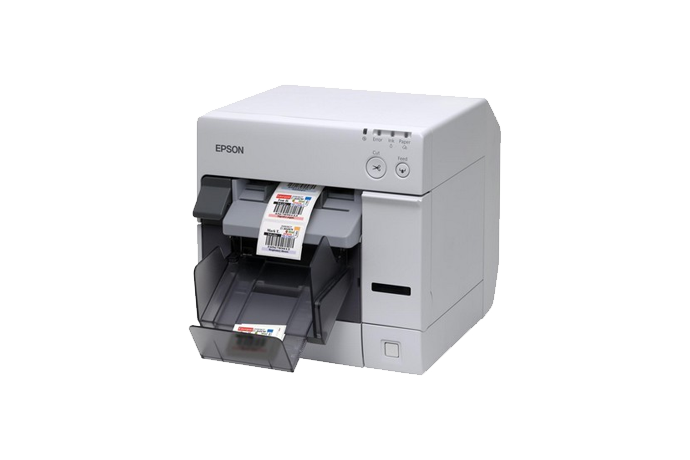 ColorWorks / SecurColor C3400 Inkjet Label Printer