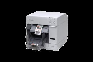 ColorWorks / SecurColor C3400 Inkjet Label Printer