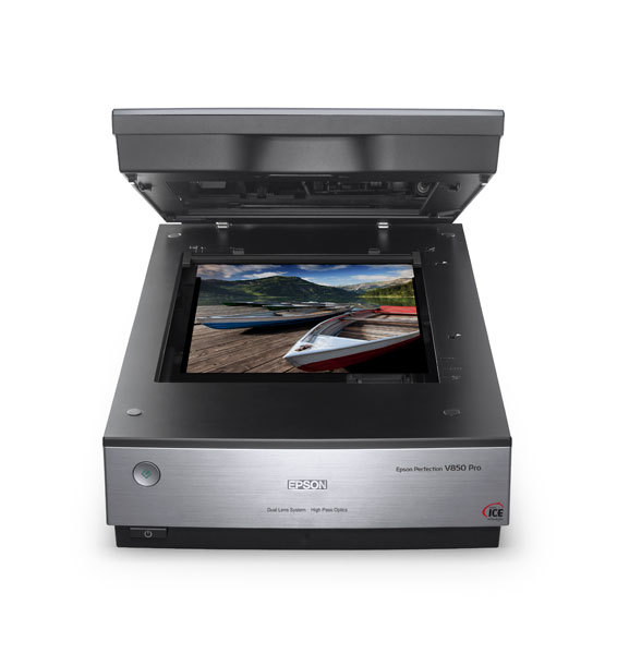 Epson Perfection V850 Pro Flatbed Photo Scanner