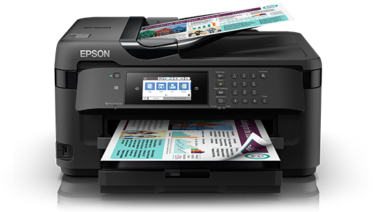 epson wf 7511 printer driver