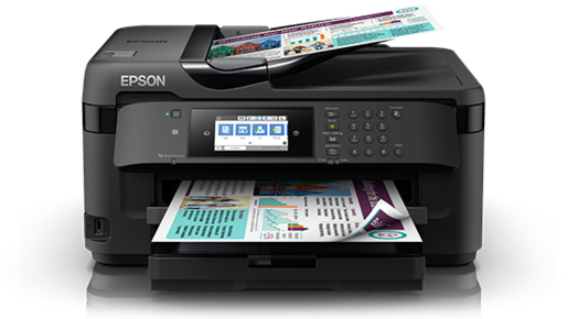 Epson WorkForce WF-7711