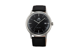 ORIENT: Mechanical Classic Watch, Leather Strap - 40.5mm (AC0000DB)
