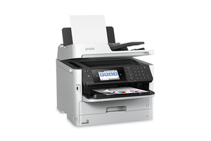 WorkForce Pro WF-C5790 Network Multifunction Color Printer with Replaceable Ink Pack System