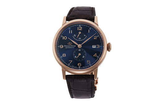 Mechanical Classic, Leather Strap - 38.7mm (RE-AW0005L)