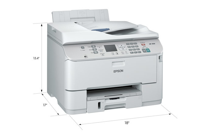 Epson WorkForce Pro WP-4533 Network Multifunction Wireless Color Printer