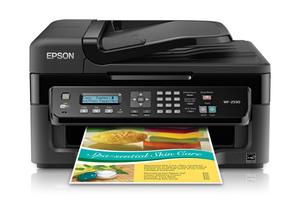 Epson WorkForce WF-2530 All-in-One Printer