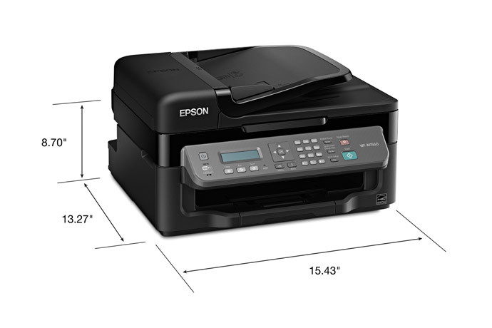 Epson WorkForce WF-M1560 Monochrome Multifunction Printer - Refurbished