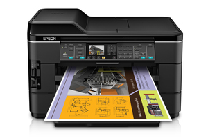 Epson WorkForce WF-7520 All-in-One Printer