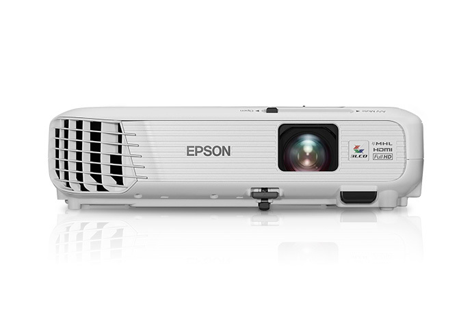 PowerLite Home Cinema 1040 1080p 3LCD Projector - Refurbished