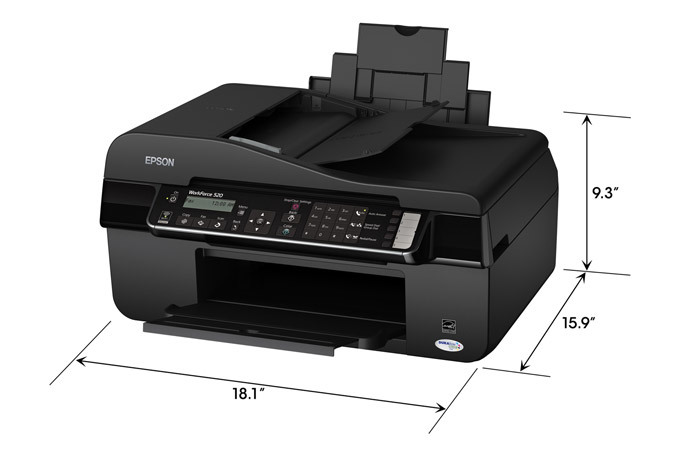 epson workforce 520 all in one printer inkjet printers for rh epson com Epson Workforce 845 Epson Workforce Ink Refill