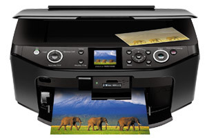 Epson Stylus Photo RX595 All-in-One Printer