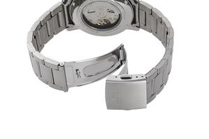 ORIENT: Mechanical Contemporary Watch, Metal Strap - 41.9mm (RA-AA0C01B)