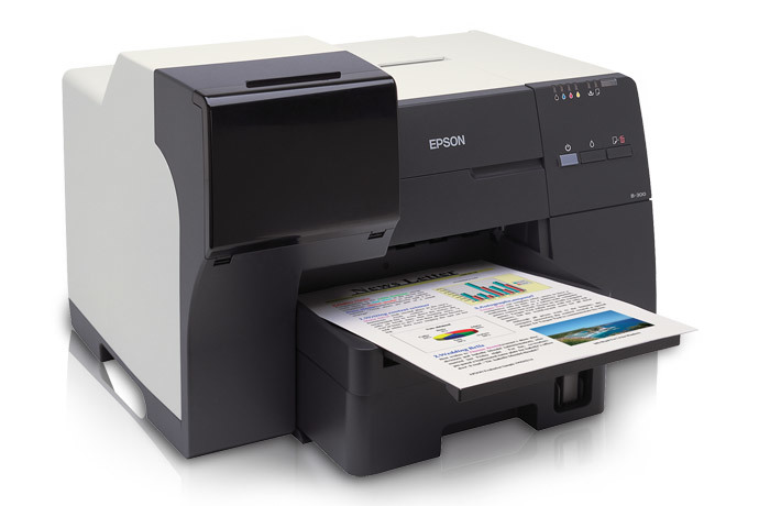 Epson B-300 Business Color Inkjet Printer