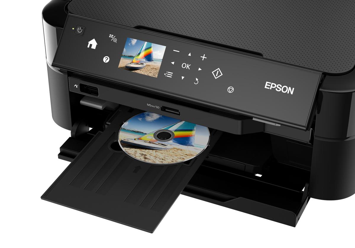 Impresora Epson Ecotank L850 Inyecci 243 N De Tinta