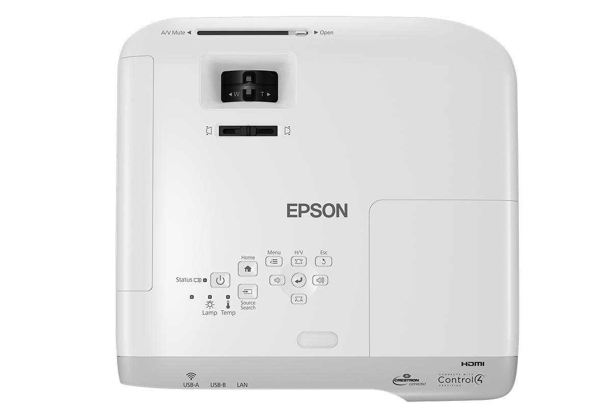 Epson EB-970 XGA 3LCD Projector