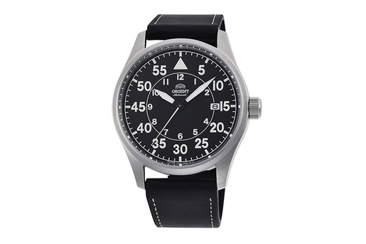 Mechanical Sports, Leather Strap - 42.4mm (RA-AC0H03B)