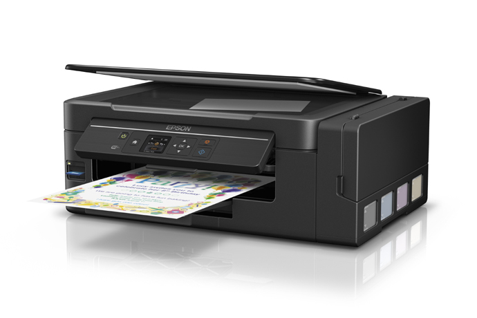 Impresora multifucional Epson EcoTank L495