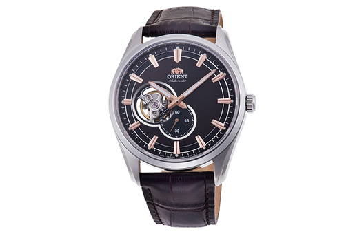 Mechanical Contemporary Watch, Leather Strap - 40.8mm (RA-AR0005Y)