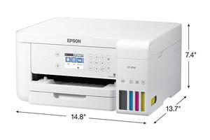 EcoTank ET-3710 All-in-One Cartridge-Free Supertank Printer - Refurbished