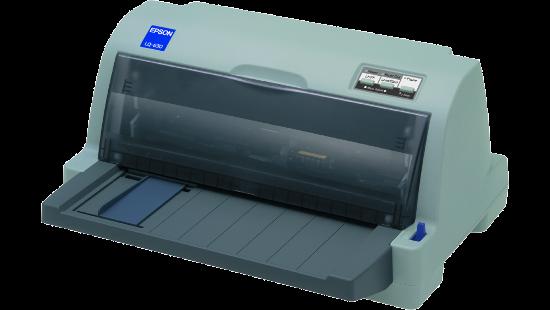 Epson LQ-630 Dot Matrix Printer