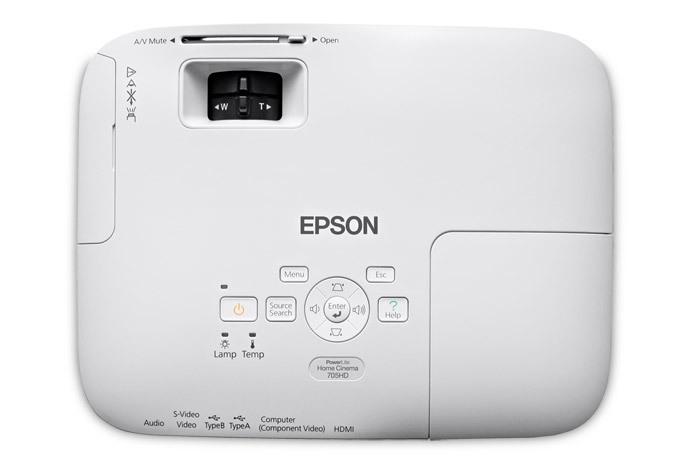 powerlite home cinema 705hd projector home cinema projectors rh epson com Epson PowerLite 915W Epson PowerLite 475W