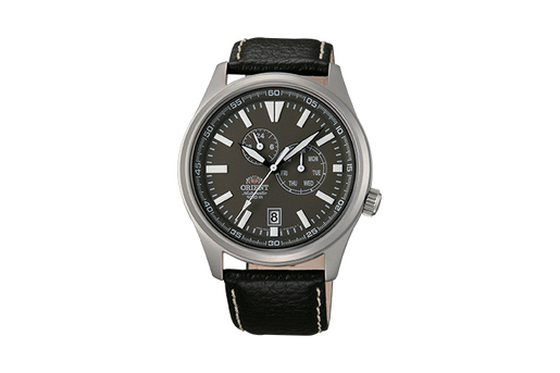 Mechanical Sports, Leather Strap - 42.0mm (ET0N002K)