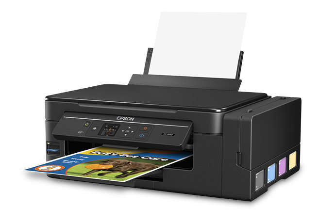 Epson Expression ET-2650 EcoTank All-in-One Printer - Refurbished